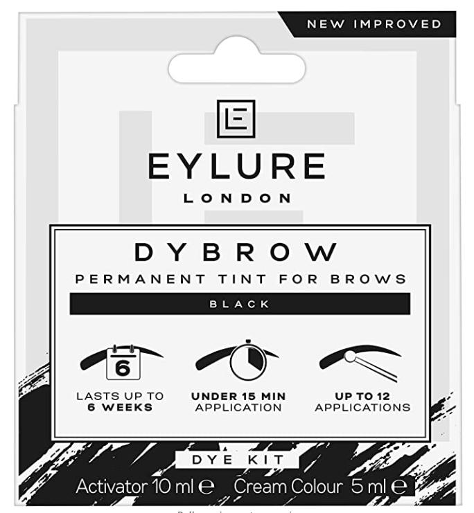 Eylure eyebrow tint (black) £6.07 prime / £10.56 non prime @ Amazon