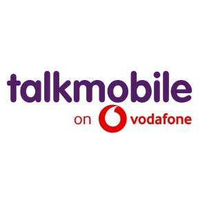 Sim Only - Unlimited Minutes and Texts, 9GB data for £9pm (£4.50 first 3 months - 12 month contract) @ talkmobile