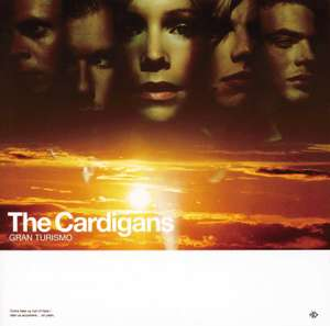 The Cardigans - Gran Turismo [VINYL] now £11.99 (Prime) + £2.99 (non Prime) at Amazon