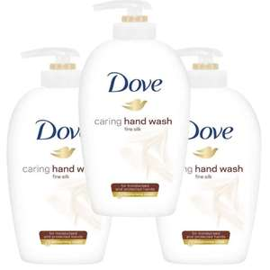Pack of 3 Dove Supreme Silk Beauty Cream Wash 250 ml - £3 Prime / £7.49 (non Prime) @ Amazon