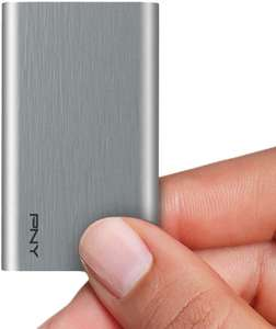 PNY Portable SSD Elite Silver USB 3.1 - 960GB for £101.42 delivered @ Amazon Italy