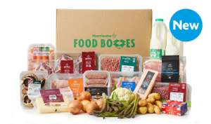 British Food Box £45 delivered @ Morrisons