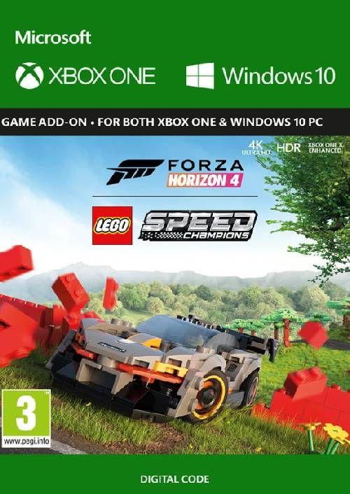 Forza Horizon 4: Lego Speed Championship DLC - £8.99 at CDKeys