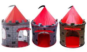 Red Castle Kids Playhouse /Tent £15.00 Delivered with Code From Groupon