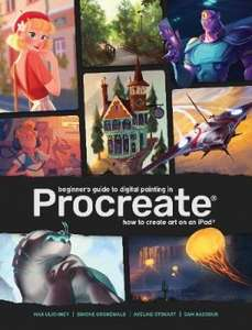 Beginner's Guide to Digital Painting in Procreate £14.92 @ Books Etc