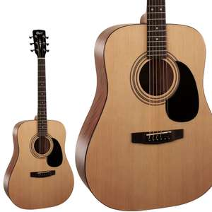 Cort AD810 Acoustic Guitar - Open Pore Natural - £99 + Free Delivery @ Kenny's Music