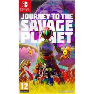 Journey to the Savage Planet (Switch) £22.95 Delivered (Preorder) @ The Game Collection