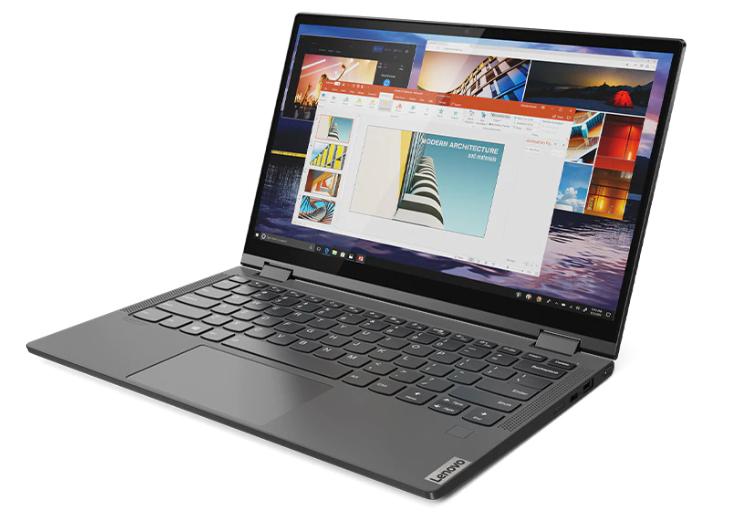LENOVO YOGA C640 i5 Laptop - Grey £559.94 @ Lenovo Education Store - student offer