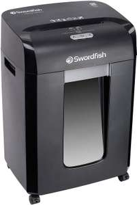 24-Sheet Heavy Duty Cross-Cut Paper Shredder with Continuous Shredding £257.96 at Amazon