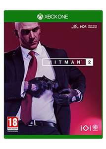 Hitman 2 (Xbox One) - £13.85 delivered @ Base.com