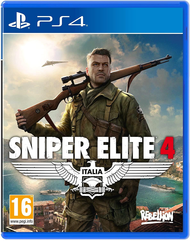 Sniper Elite 4 (PS4) £12.99 @ Amazon Prime / £15.98 Non Prime