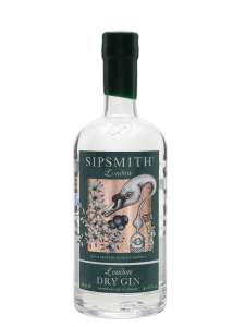 Sipsmith London Dry Gin 70Cl £20 at Tesco Lincoln