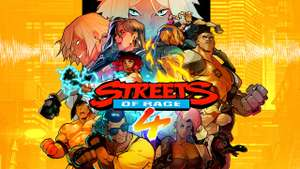 Streets of Rage 4 Steam PC key £16.27 at Fanatical