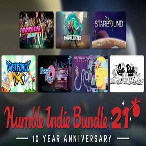 Humble Indie 21 Bundle - From £1 - Humble Store