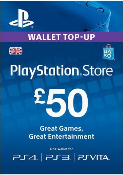 £50 Playstation Credit (5x £10 cards) - £37.83 @ Gamivo / BestSell