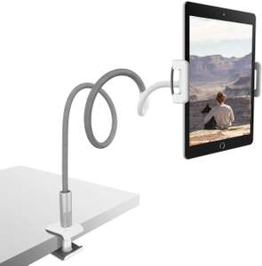 Lamicall Gooseneck Tablet Holder £26.99 Sold by LamicallDirect and Fulfilled by Amazon
