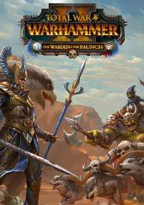(PC) Upcoming Total War: WARHAMMER II - The Warden & The Paunch [DLC] for £5.64 With Code @ Gamesplanet