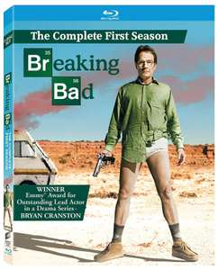 Breaking Bad: Season One (with UltraViolet Copy) [Blu-ray] £3.59 delivered with code at Zoom