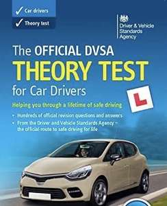 Free Official Practice DVSA Driving Theory Test & 20% off all DVSA material with code