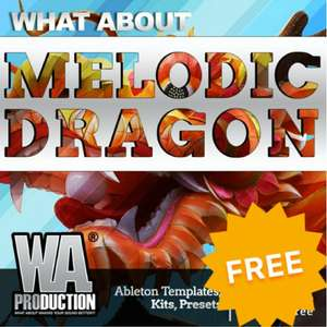 Melodic Dragon W. A. Production Sample pack free