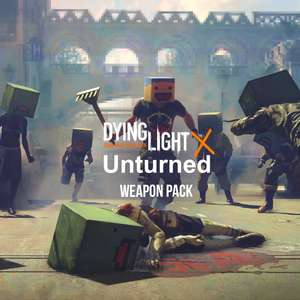 Dying Light – Unturned Weapon Pack FREE at Playstation Store