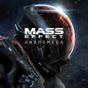 Mass Effect Andromeda: Standard Recruit Edition PS4 £3.99 @ PlayStation Store