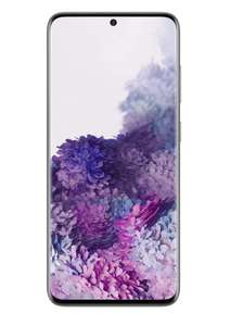 Samsung Galaxy S20 5G - Three 30GB Data, Unlimited / Texts £41 p/m 24 months £88.99 upfront £1072.99 @ Mobile phones direct