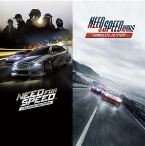 Need for Speed™ Deluxe Bundle (2 Games) PS4 - £7.39 @ PSN
