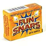 HENBRANDT Fun Snaps - 10 packs of 50 £3.14 Amazon sold by Shop universaal.