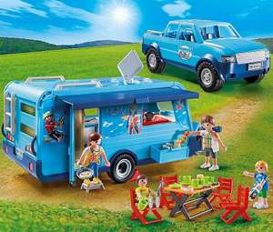 Playmobil FunPark Pickup with Camper £21.50 delivered @ Playmobil