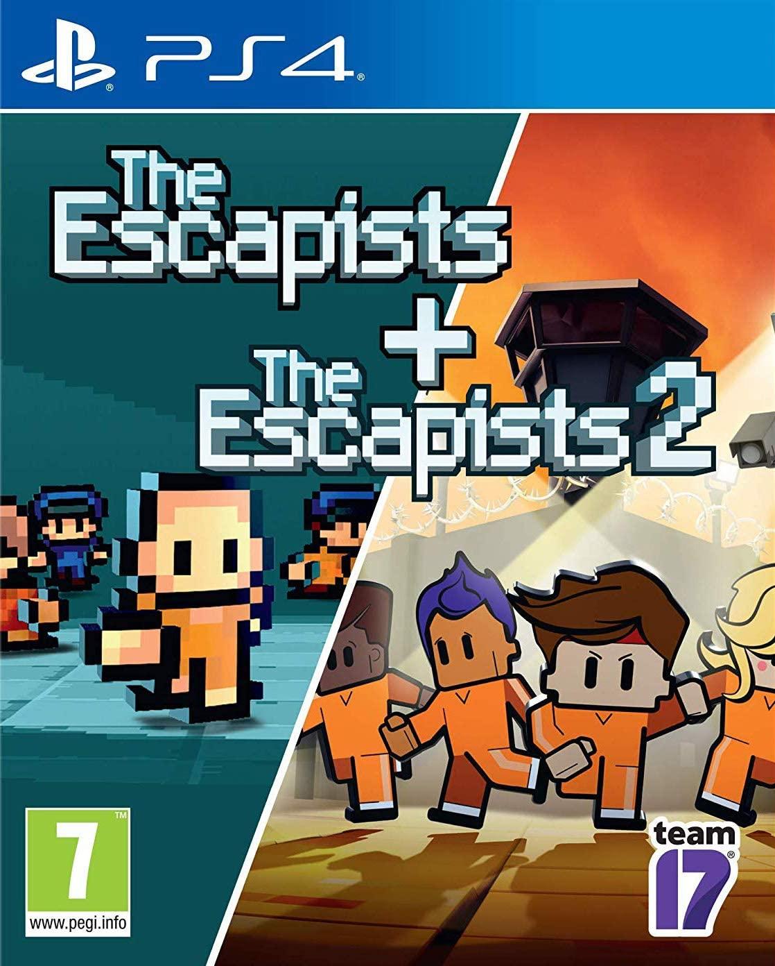 The Escapists + The Escapists 2 (PS4 / Xbox One) for £11.99 (Prime) / £14.98 (Non Prime) delivered @ Amazon