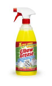 Elbow Grease Extra Large 1 Litre bottle £1.49 @ B&M Hull