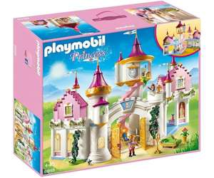 Playmobil 6848 Grand Princess Castle, £59.99 with discount code @ bargainmax.co.uk