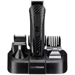 BaByliss for Men 8 in 1 Body Grooming and Hair Clipper Kit £28.94 delivered + 3 year guarantee @ Argos