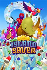 Island Saver kids Game free from Natwest on all platforms Xbox, PS4, Switch and PC