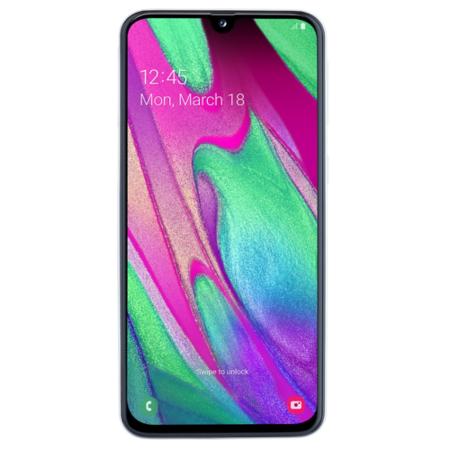 Samsung Galaxy A40 White/Coral/Black/Blue - 4GB/64GB - £199 @ Laptops Direct