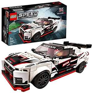 Lego 76896 Speed Champions Nissan GT-R cheapest yet £12.99 Amazon Prime / £17.48 Non Prime