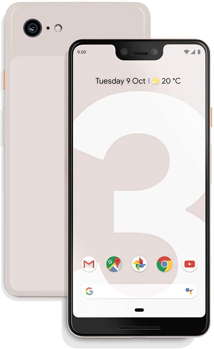 Google Pixel 3 XL, 64GB, Not pink, SIM Free £359.99 @ Amazon