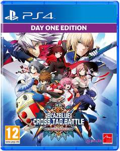 Blazblue Cross Tag Battle Special Edition (Inc. Season Pass 1&2) (PS4) £16.09 Delivered @ Base