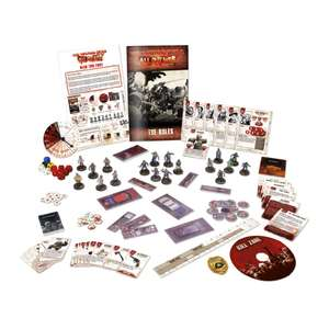 The Walking Dead: All Out War Miniatures Game Core Set £19.99 + £5 del at Mantic Games