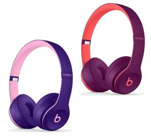 BEATS Solo 3 Wireless Bluetooth Headphones (Pop Violet / Magenta) £99 delivered @ Currys PC World