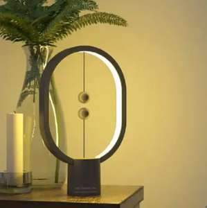 Utorch DH09 Intelligent Balance Magnetic Switch LED Table Lamp for £11.47 delivered (£12.65 with shipping Guarantee) by using code @Gearbest
