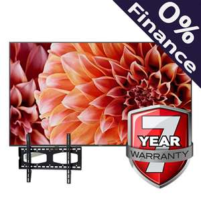 Sony KD65XF9005BU 4K HDR LED TV Processor X1 + Free 7 Year Warranty + Free TV Wall Bracket - £995 @ TPS UK
