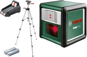 Bosch Quigo Plus Cross Line Laser with Tripod @ Amazon - £55 delivered