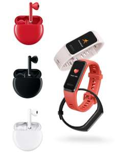Huawei FreeBuds 3 TWS All Colours + Free Huawei Band 4 All Colours - £129.99 Delivered @ Huawei UK
