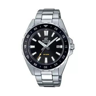 Casio Edifice Men's Stainless Steel Bracelet Watch - £50.99 @ H Samuel