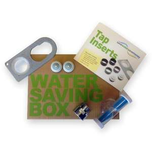 Free Water Saving Devices at Severn Trent Water