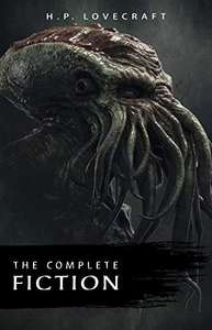 The Complete Fiction of H. P. Lovecraft - 99p Kindle Edition @ Amazon