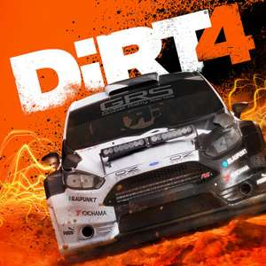 [PS4] DiRT 4 - £7.39 @ PlayStation Store