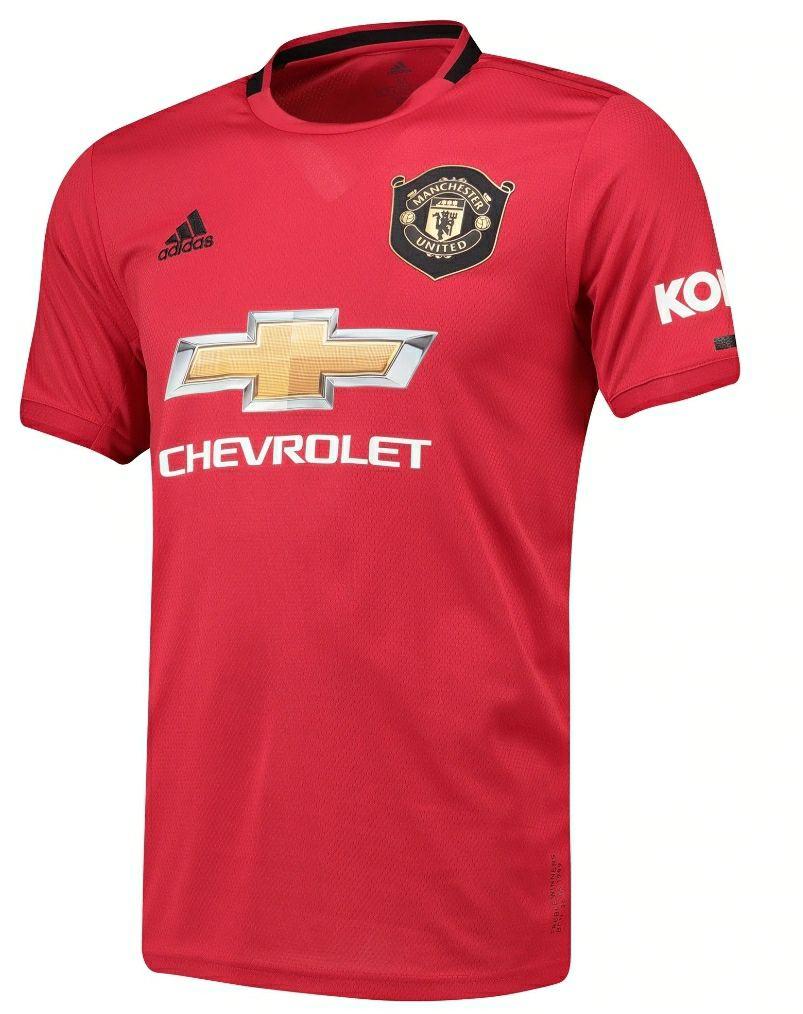 2020 Manchester United home shirt - £32 @ Man United Club Shop